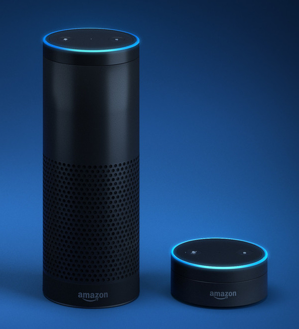 SmartVoice and Amazon Echo - talk to your home