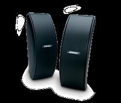 Bose 151 SE Outdoor Speakers in Black