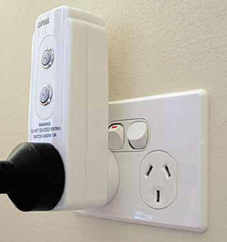 Clipsal Cbus Wireless Plug Adapters-Relays or Dimmers