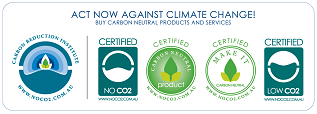 Carbon Reduction Institute Go Green and get certification
