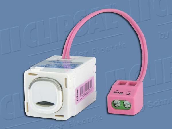 Clipsal 30 Series C-Bus Mech Master Switch 5031NMMIRL