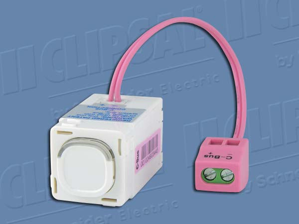 Clipsal 30 Series C-Bus Mech Master Switch 5031NMML