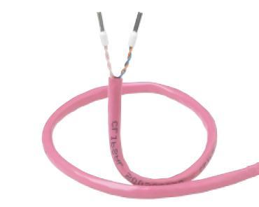 CBus Cable - pink UTP cat 5e