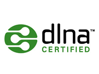 DLNA certified Logo