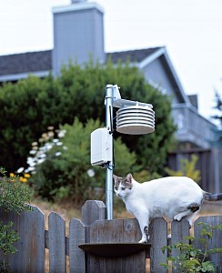 Davis Instruments Wireless Temperature Humidity Station