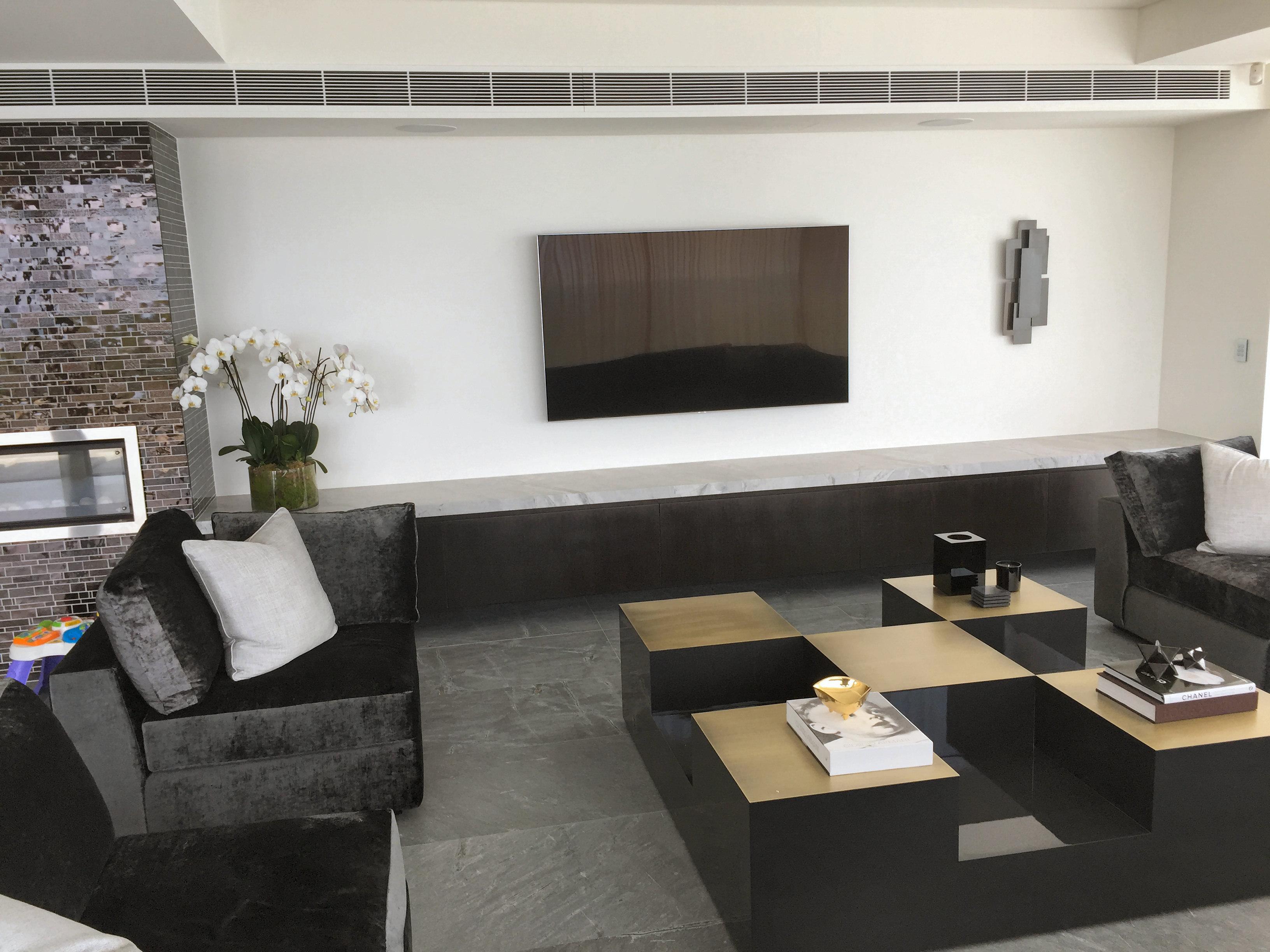 Dover Heights Project - Dover Heights Project - Family Lounge
