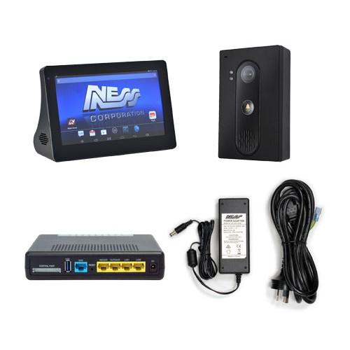 Ness IP Smartbell Front Door IP Intercom Kit