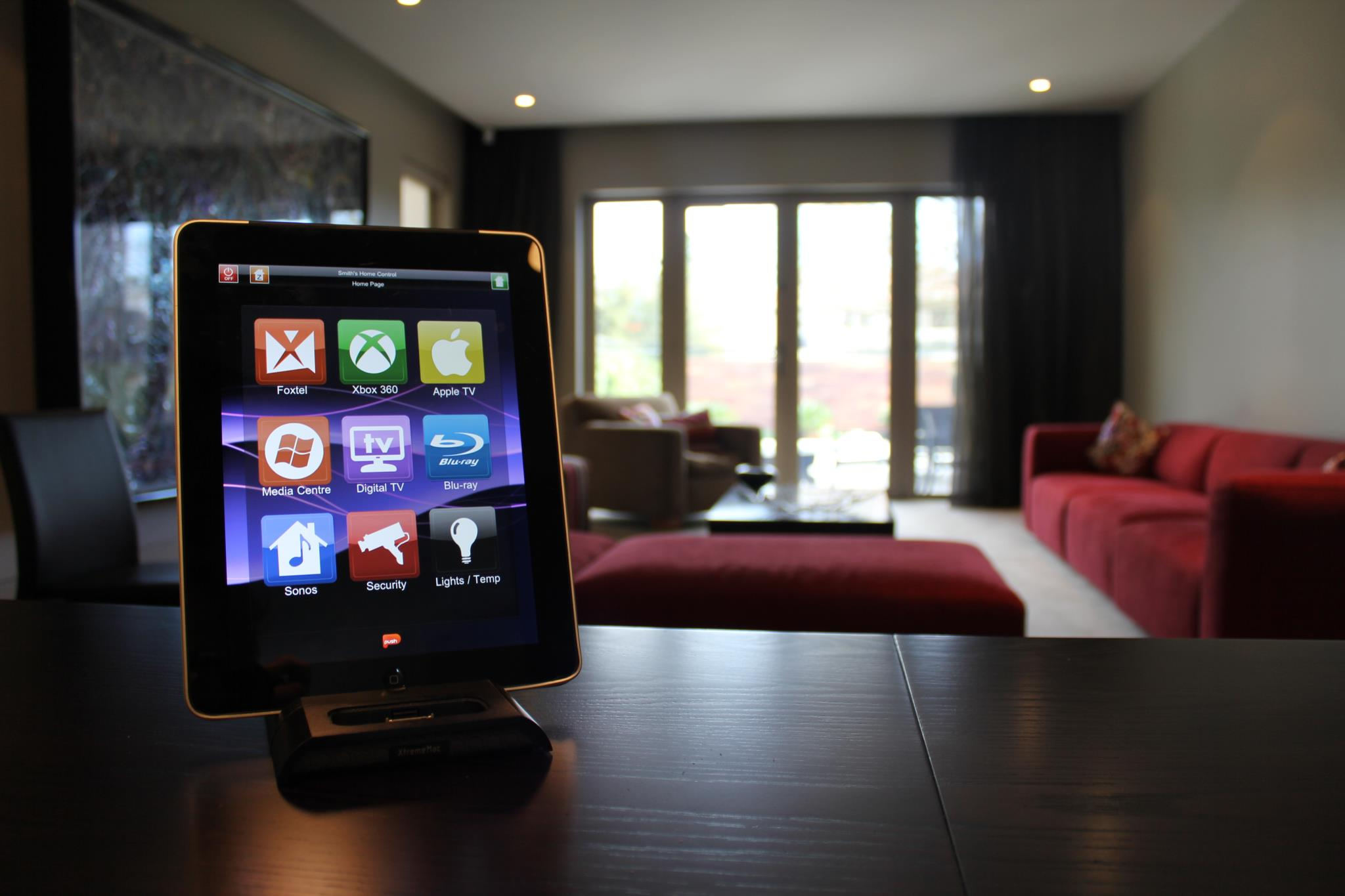 iPad Home Control and iPad Home Automation
