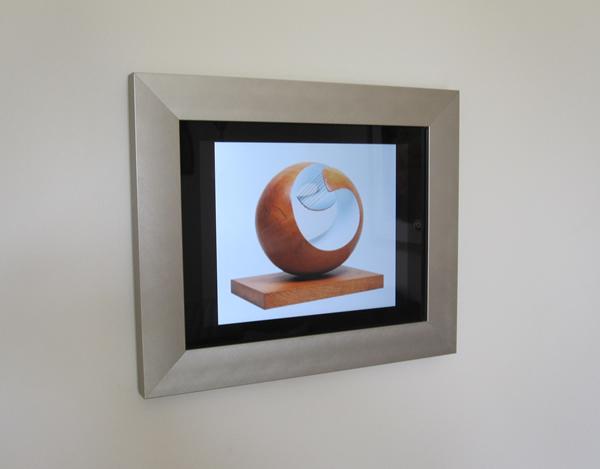 Vidabox iPad On-Wall Frame