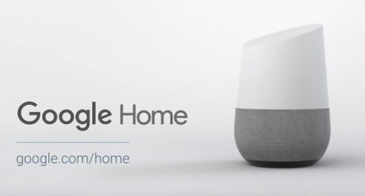 Google Home with Google Assistant for Smart Voice Home Control