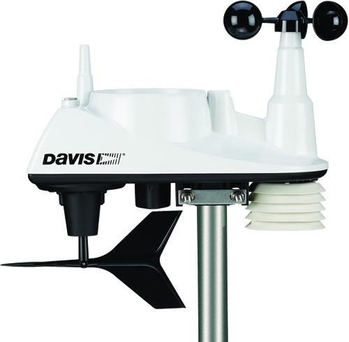 Davis Instruments Vantage Vue Wireless Weather Station ISS