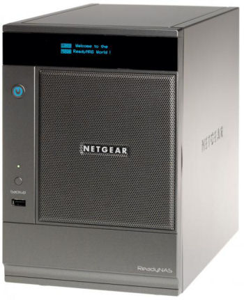 ReadyNAS Ultra DLNA Certified Server from Netgear
