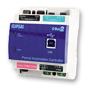 Clipsal C-Bus Pascal Automation Controller