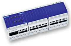 C-Bus V2 modules used in electrical boards of C-Bus networks