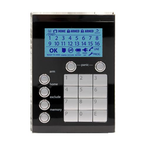 Ness Saturn Alarm Keypad (matches Clipsal Saturn range)