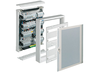 Hager Vega D Automation Enclosure - excellent for C-Bus large installations