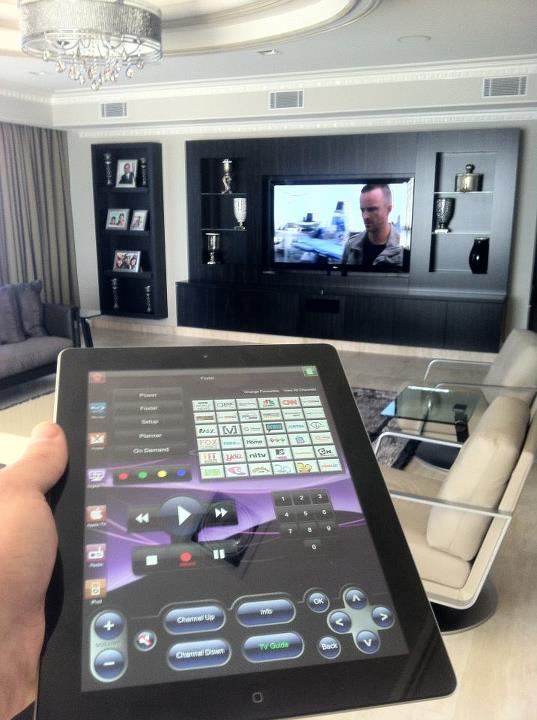 iPhone, Android & iPad Home Automation & Remote Controls
