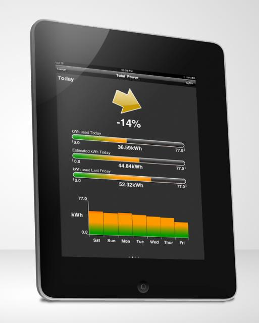 Clipsal Wiser Home Automation Controller for iPad, iPhone & Android