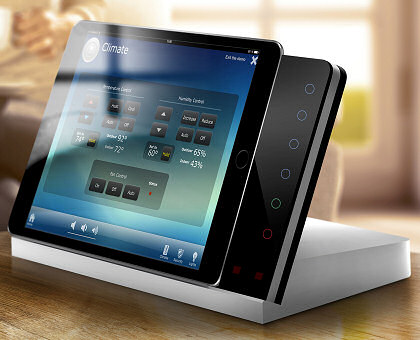 iPad CM-IW2000 control wall mount from iPort