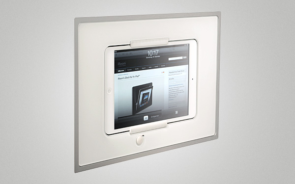 ipad wall mount charger images