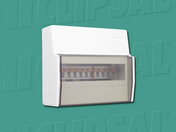 C-Bus Compatible Surface Mounting Plastic Switchboard (4C11FD) Buy ...