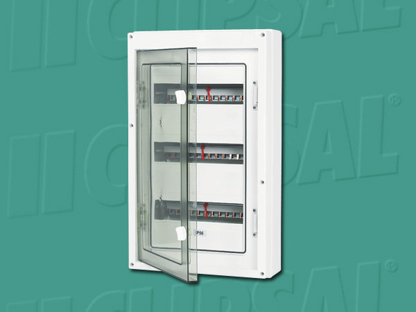 C Bus Compatible Weatherproof Surface Mounting Switchboard