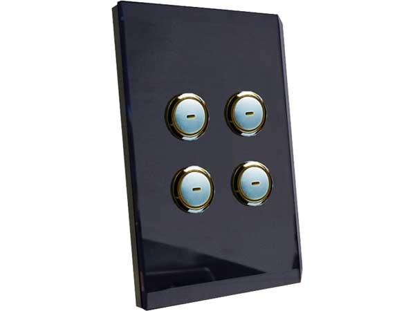 Clipsal c bus saturn wireless wall switch with 2 channel relay buy clipsal c bus saturn wireless wall switch with 2 channel relay asfbconference2016 Gallery