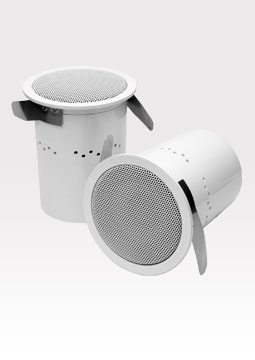 Holographix in-ceiling speakers from Krix