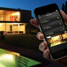 Inexpensively control your C-Bus home with your iPhone or Android smartphone