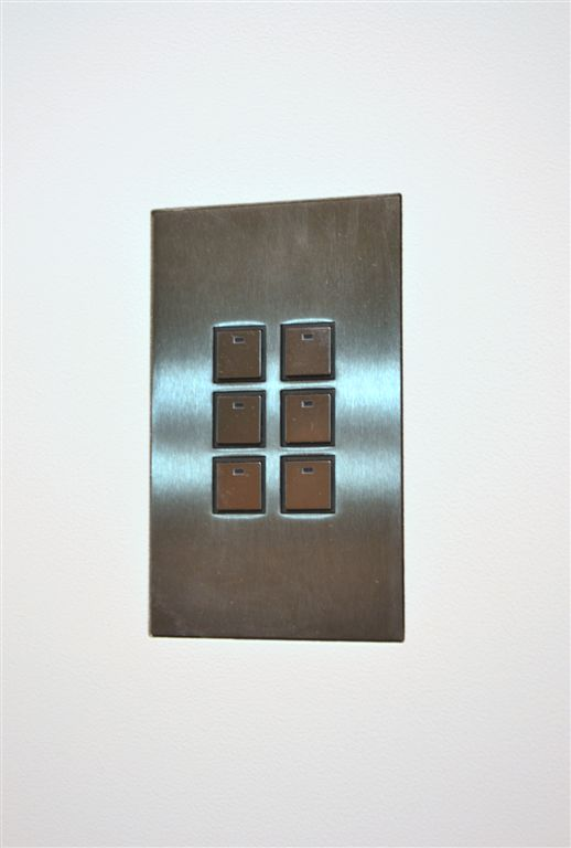 Flush mounting your Clipsal Reflection is easy with this kit from Wall-Smart USA