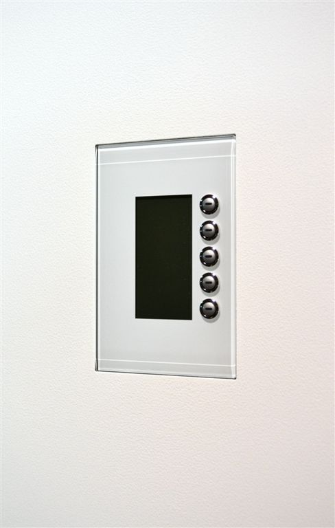 Flush mounting your Clipsal DLT is easy with kit from Wall-Smart USA