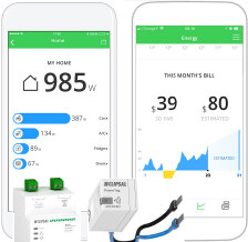 Clipsal Wiser Energy Monitoring