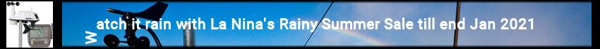 Davis Weather La Nina's Station Summer Sale