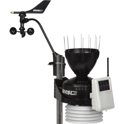 Davis Instruments Vantage Pro2 Weather Station Integrated Sensor Suite (ISS)