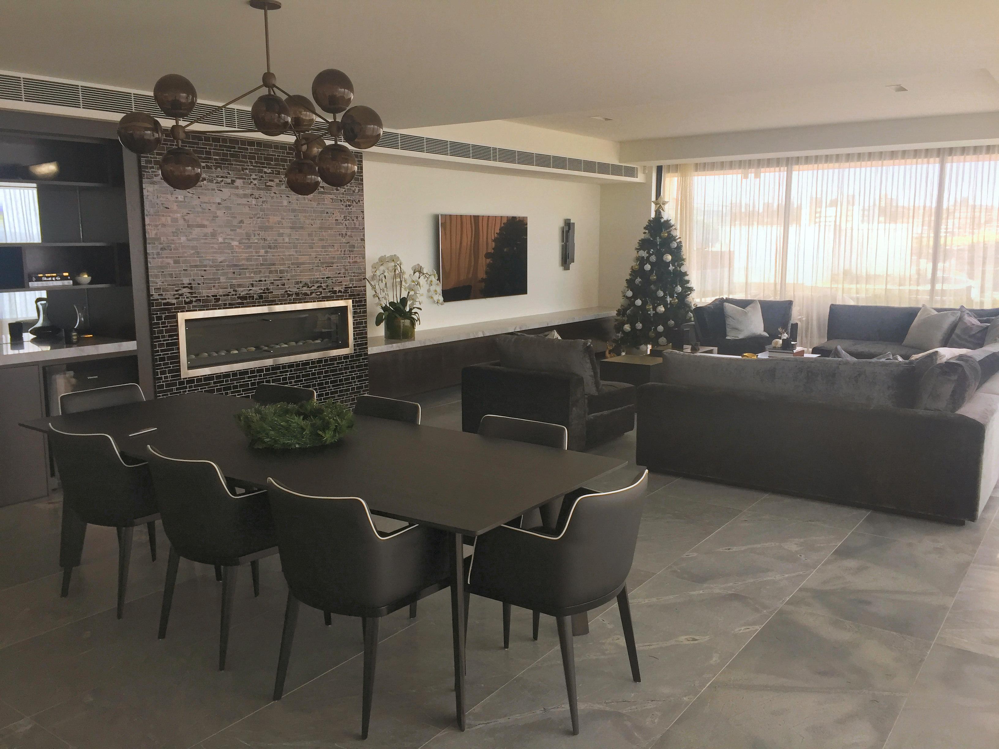 Dover Heights Project - Dover Heights Project - Family Lounge Area