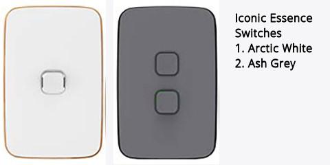 Iconic Essence Switches