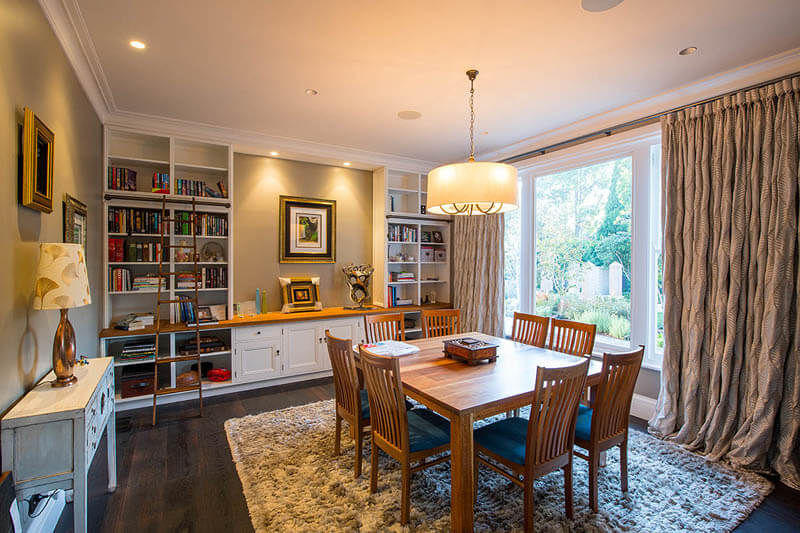 Wahroonga Project - Wahroonga Project - Family Lounge Area