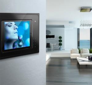 iRoom iBezel iPad Wall Mount iPad iDock